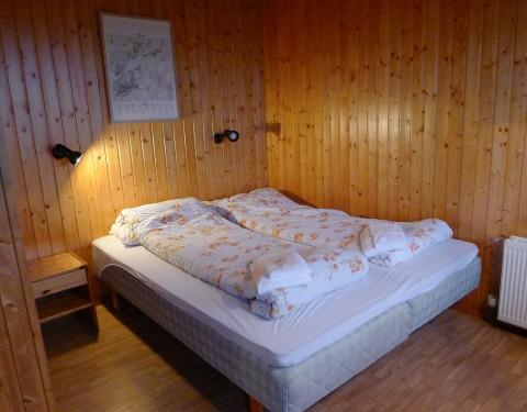 Cottages Arhus Schlafbereich