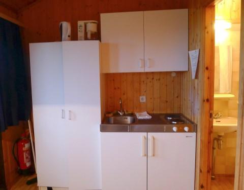 Cottages Arhus Küche