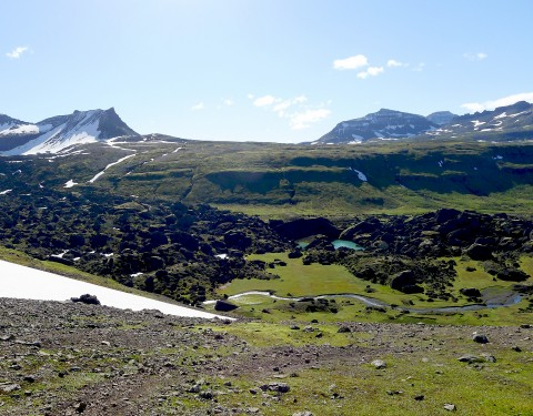 Stórurð im Dyrfjöll
