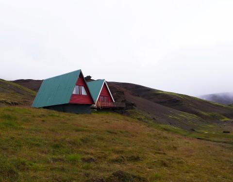 Kerlingarfjöll Huts