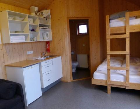 Cottages Hvammstangi Innenansicht