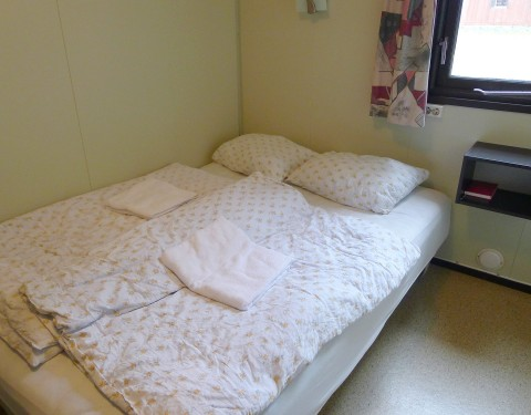 Highlandcenter Hrauneyjar Zimmer